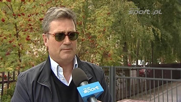 Tomaszewski: To był najlepszy mecz Przysiężnego jaki wiedziałem