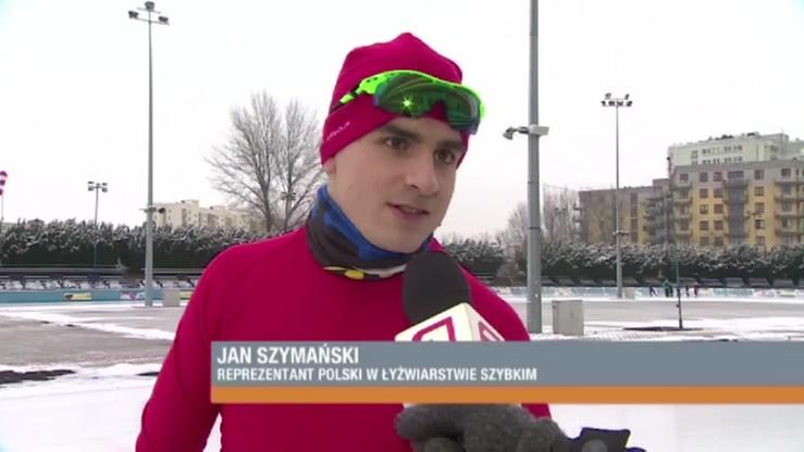 Na Stegnach łyżwiarze szybcy walczą o mistrzostwo Polski