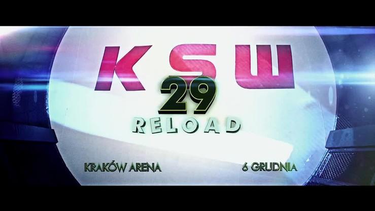 KSW 29 News - odcinek 2