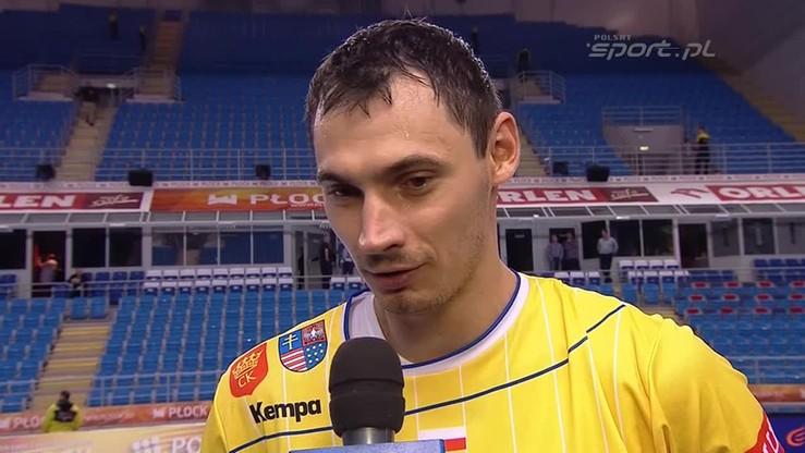 K. Lijewski: Zdominowaliśmy rywala w każdym elemencie gry