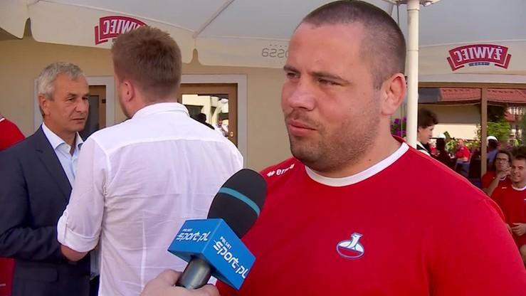 Kapitan reprezentacji rugby: Kibice mogą się spodziewać zwycięstwa