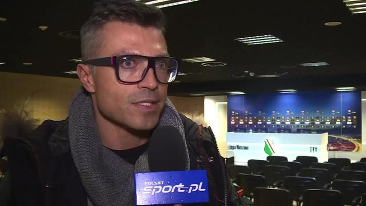 Iwanow: Legia nie zareagowała jak ze Steauą