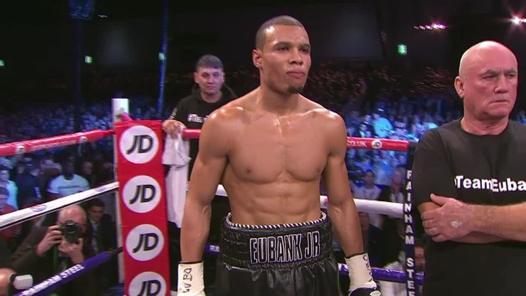 Billy Joe Saunders - Chris Eubank Jr. Skrót walki