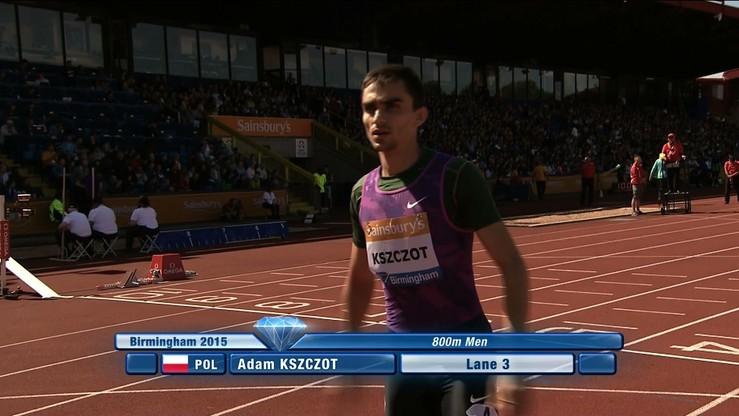 2015-06-07 Polacy na podium w biegu na 800 m