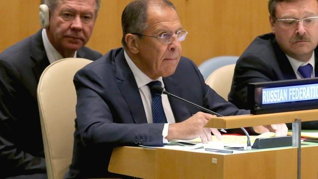 Ławrow: wsparcie dla Syrii bez udziału Iranu nie ma perspektyw