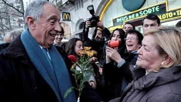 22-01-2016 07:40 Portugalia: wynik niedzielnych wyborów prezydenckich praktycznie przesądzony