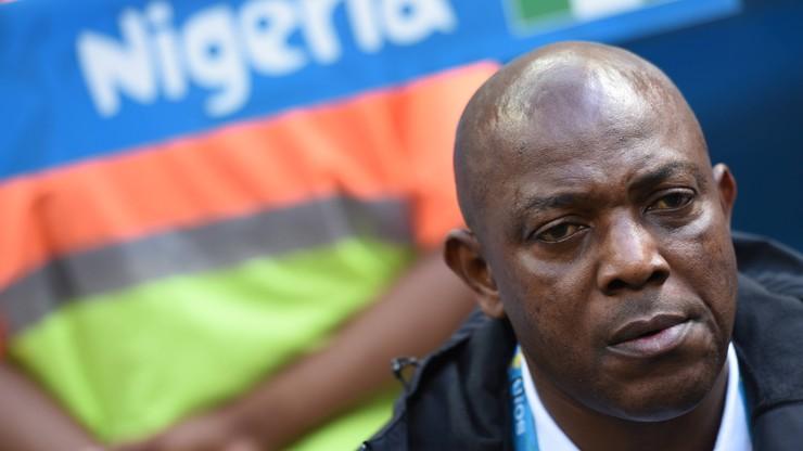 Keshi nie jest już trenerem piłkarzy Nigerii