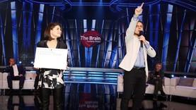 """Pierwszy pokaz uczestnika """"The Brain. Genialny Umysł"""""""