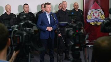 12-08-2017 15:25 Błaszczak: okoliczności tragedii na obozie w Suszku zostaną zbadane