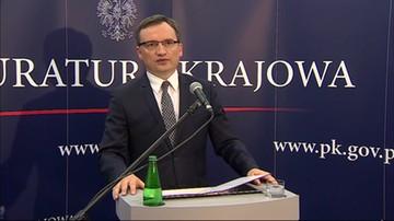 Ziobro: zleciłem powołanie zespołu prokuratorsko-policyjnego ds. wyłudzeń nieruchomości w Krakowie