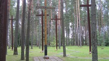 02-09-2017 16:26 Uroczystości na cmentarzu polskich funkcjonariuszy w Miednoje