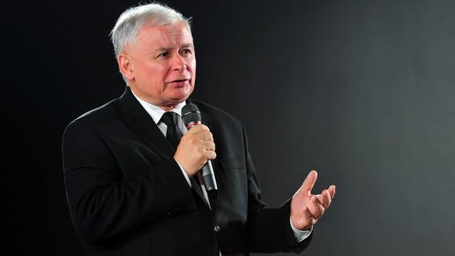 Kaczyński: Musimy przeciwstawić się mówieniu, że Auschwitz to polski obóz