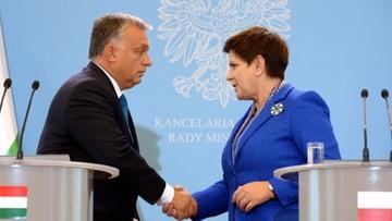 Premier: droga obrana przez Polskę i Węgry ws. nielegalnej migracji okazała się słuszna