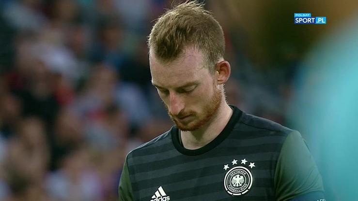 2017-06-27 Euro U-21: Anglia - Niemcy. Rzuty karne