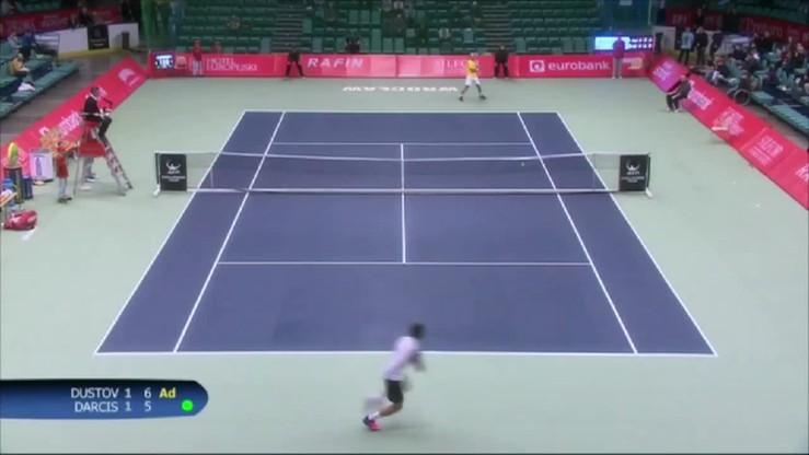 Sensacyjne wyniki półfinałów Wrocław Open