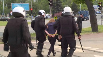"""05-07-2016 14:01 """"Niech Błaszczak przeprosi policjantów za krytykę"""". PO ws. zatrzymania córki radnej PiS"""