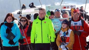 27-02-2016 11:46 Prezydent: Mam nadzieję, że granice w Europie nie staną się znów granicami dzielącymi ludzi na trwałe