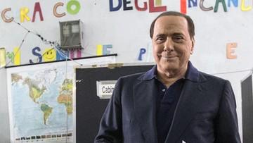 07-06-2016 12:02 Silvio Berlusconi w szpitalu z powodu niewydolności serca