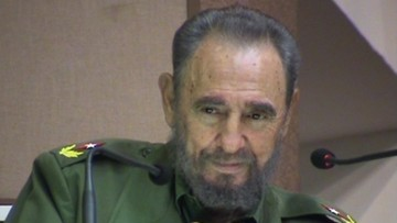 10-03-2016 06:03 Obama nie spotka się z Fidelem Castro