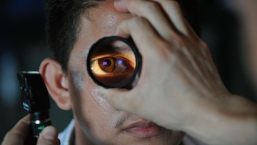 27-08-2016 07:37 Badanie dna oka umożliwi wczesne wykrycie Alzheimera i Parkinsona