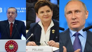 07-11-2016 09:28 Dziennikarz CNN porównał Polskę do Rosji i Turcji