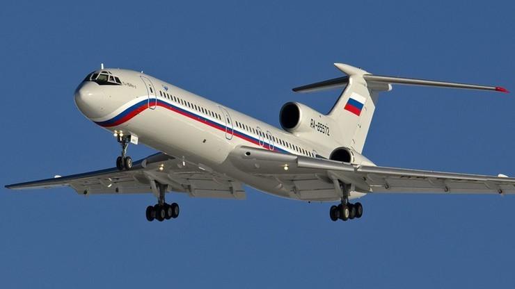 Błąd kapitana możliwą przyczyną katastrofy Tu-154 nad Morzem Czarnym