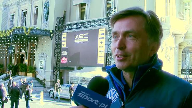 Jost Capito: Volkswagen chce powtórzyć sukcesy z poprzednich lat