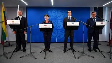 Szydło: Europa zjednoczona i spójna będzie Europą silniejszą