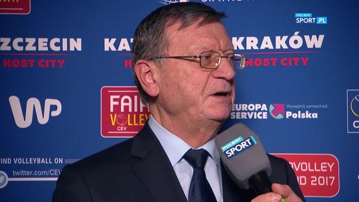Prezydent CEV: Nie zlekceważcie Estonii i Finlandii