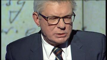 23-02-2016 23:06 Celiński: w sprawie teczek nie chodzi o Lecha Wałęsę, a o ambicje Jarosława Kaczyńskiego