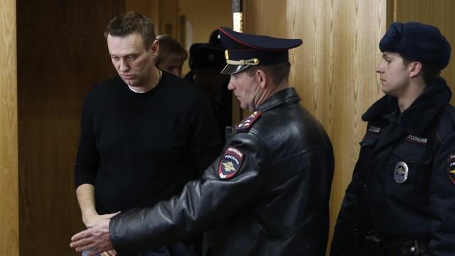 Rosja: Nawalny ponownie trafi do łagru? Jest wniosek o odwieszenie kary