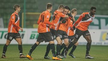 2016-11-18 1 liga: Okazałe zwycięstwo Chrobrego nad Stomilem