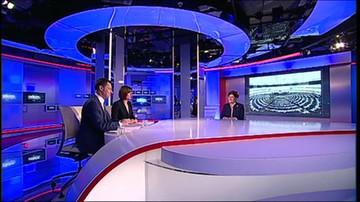 Premier Beata Szydło - Debata Polsat News/ TVP Info