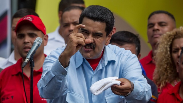 Wenezuela: prezydent prosi Sąd Najwyższy o obronę przed zamachem stanu ze strony parlamentu