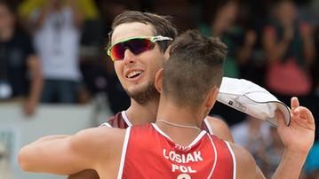 2018-01-07 WT w siatkówce plażowej: Kantor i Łosiak w finale turnieju