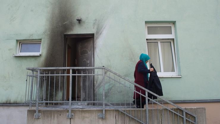 Eksplozja przed meczetem w Niemczech