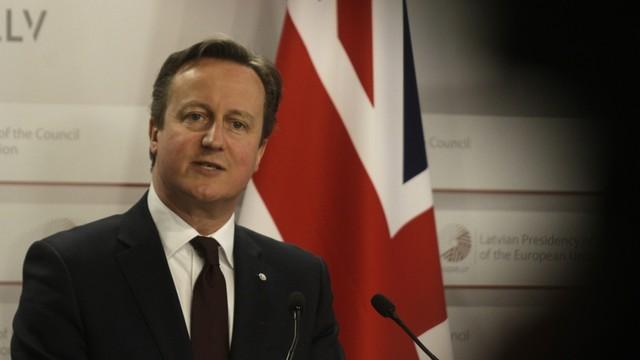 Cameron: Asad mógłby być w tymczasowych władzach, lecz na krótką metę