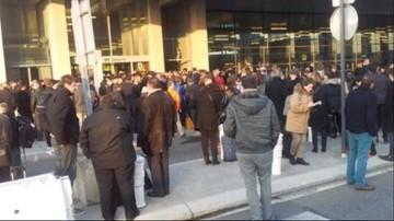 23-03-2016 08:34 Ewakuacja lotniska w Tuluzie