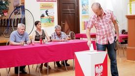 Wybory sołtysa w Wadlewie