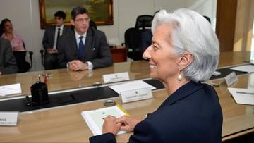 19-12-2016 16:51 Francja: sąd uznał szefową MFW za winną zaniedbań