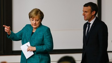 16-12-2017 06:29 Hiszpańskie media ostrzegają, że Niemcy i Francja chcą samodzielnie reformować strefę euro