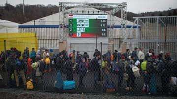 17-02-2016 18:50 Austria wprowadza limity dzienne wpuszczanych migrantów