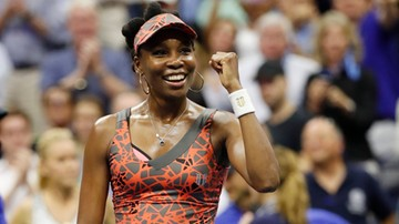 2017-09-06 US Open: Williams i Andersona w półfinałach