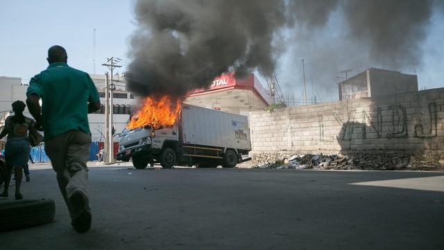 Haiti: zamieszki przed drugą turą wyborów