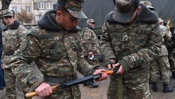 04-04-2016 10:34 Trwają walki w regionie Górskiego Karabachu