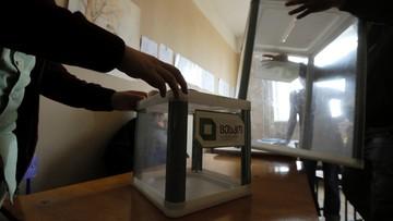 08-10-2016 08:29 Gruzja wybiera parlament. Faworytem Gruzińskie Marzenie