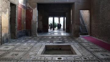 24-12-2015 16:06 Włochy: w Pompejach odrestaurowano sześć starożytnych domów