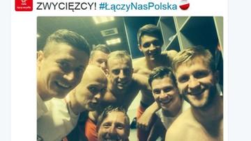 12-06-2016 20:26 Euro 2016: Twitter rozgrzany do czerwoności z powodu meczu Polaków. Kapustka bohaterem
