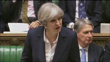 2017-03-29 Brytyjska premier o prawach pracowników z UE