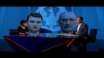 """""""Duża bezradność Kaczyńskiego"""". Kluzik-Rostkowska w programie """"Brutalna Prawda. Durczok ujawnia"""""""